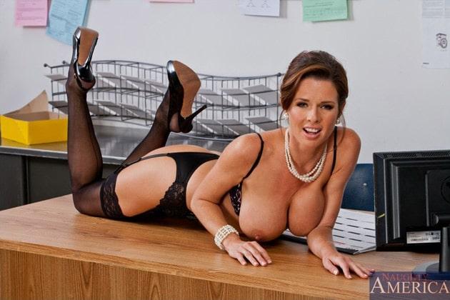 femme pour sexe sexe au bureau