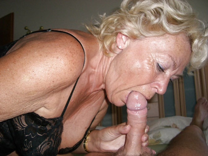 Blonde Une Pipe Taille Belle VIDEO Chantal