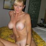 Josette, ancien mannequin de 48 ans, devenue salope
