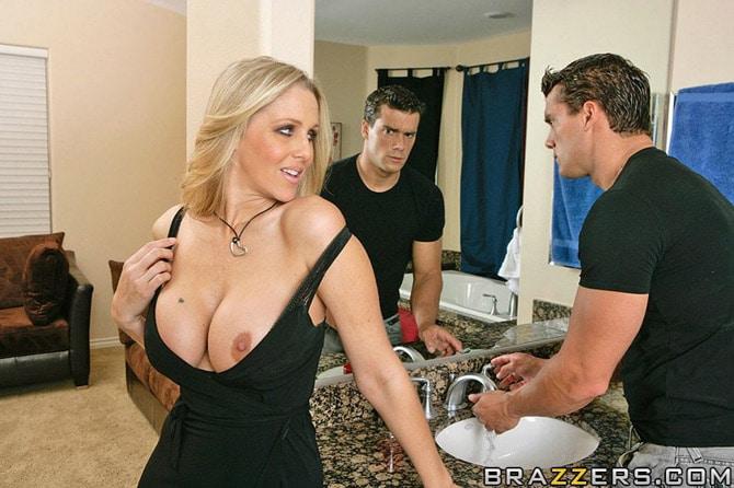 Real wife stories julia ann