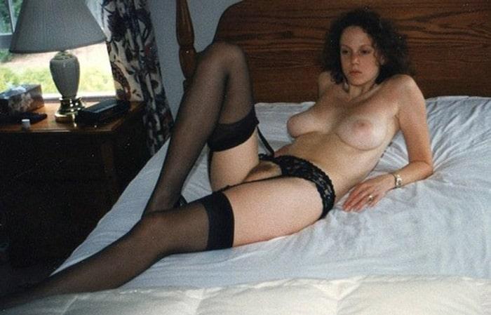 Milf avec de beaux seins