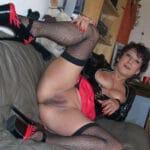 Gertrude, rombière folle de sexe, de Chalon-sur-Saone