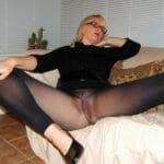 Marceline, milf blonde sensuelle de Villeneuve d'Ascq