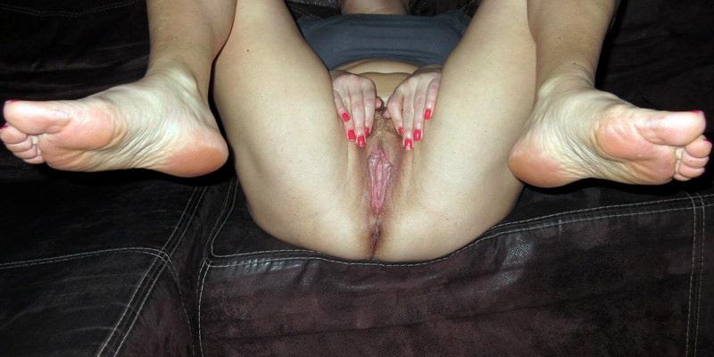 Les pieds de femme