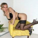 Clémence, maman célibataire sexy de 39 ans, de Lille