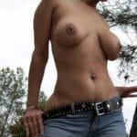 Femme nues bois de boulogne