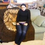 Karima, maman arabe sexy et délaissée pose nue ( 6 photos )