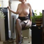 Germaine, quinquagénaire débauchée rousse à gros seins