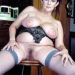 Olga, vieille mature chaude grassouillette tchèque