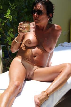 mature nue a la plage rencontre fr