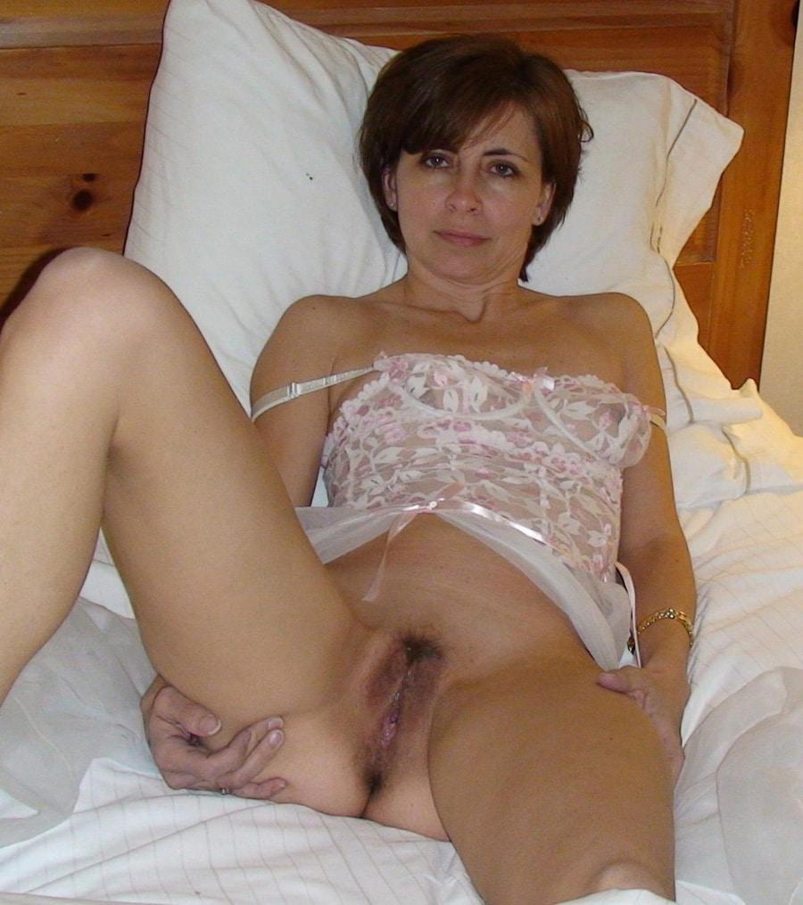 Mature Amateur Wife Creampie