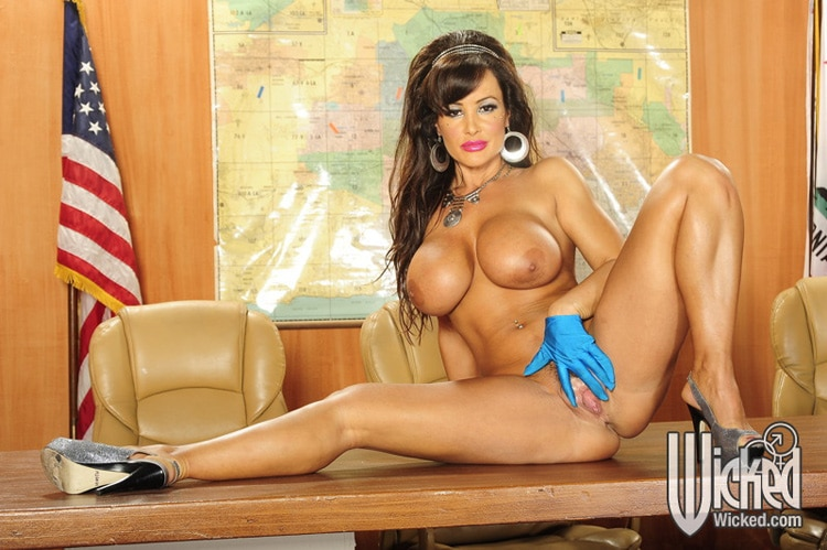 Lisa Ann Busty Invaders from Mars photo 12