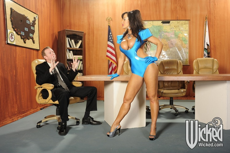 Lisa Ann Busty Invaders from Mars photo 14