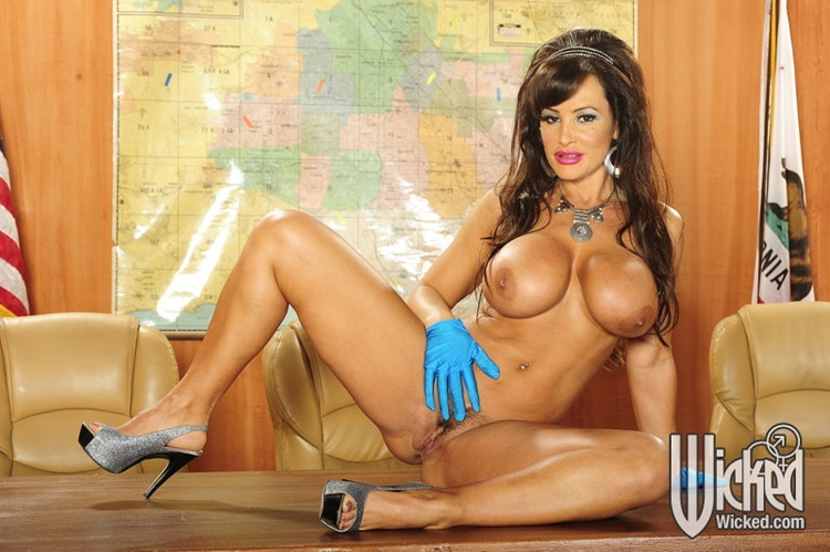 Lisa Ann Busty Invaders from Mars photo 8