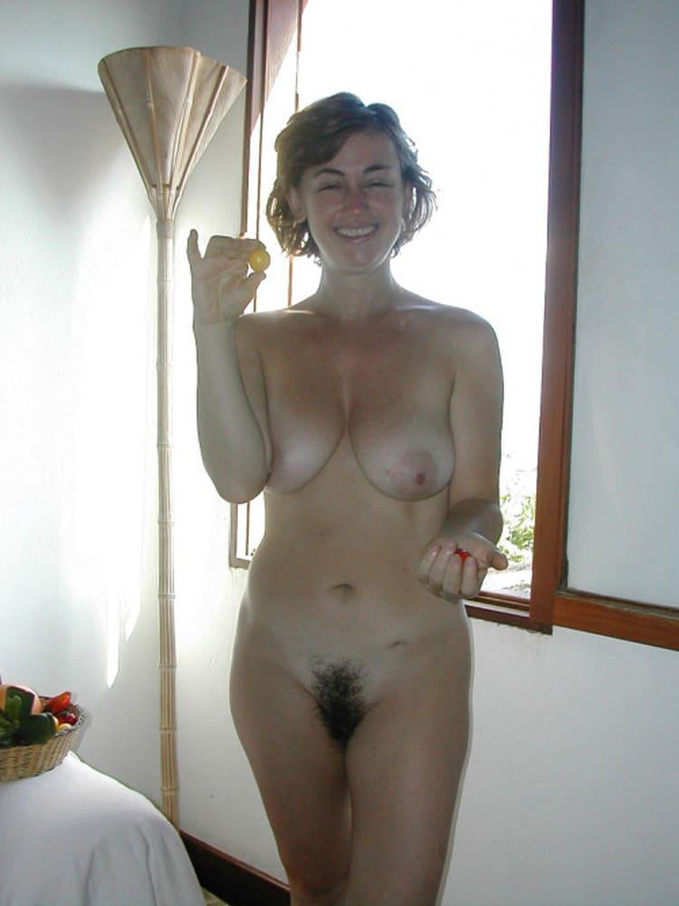 Gisèle belle touffe de mature à brouter