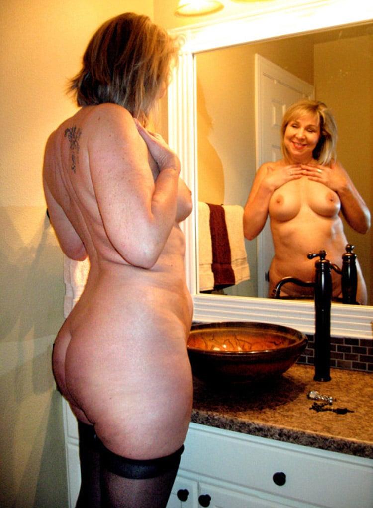 Hortense, mature pulpeuse à grosses fesses